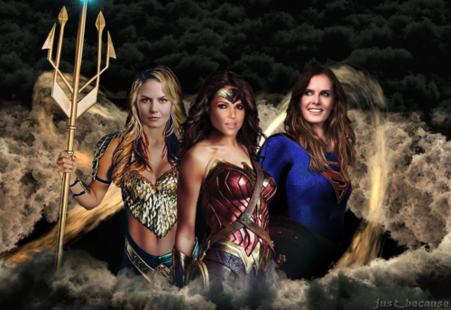 Storybrooke Justice League