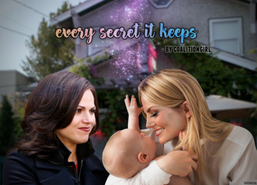 every secret it keeps by coalitiongirl #3